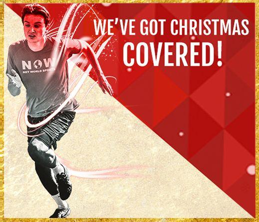we've got christmas covered